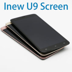Touch Screen + LCD Display + assembly Frame Per Inew U9