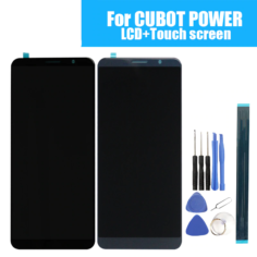 CUBOT POWER LCD 5.99 inch  Display+Touch Screen Digitizer  Assembly 100% Original New LCD+Touch Digitizer for CUBOT POWER