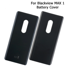 Blackview MAX 1 Battery Cover Bateria Back Cover Replacement 6.01'' For Blackview MAX 1 Mobile  Phone Battery Cover
